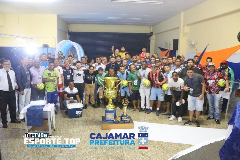 Congresso Técnico do Campeonato Municipal de Cajamar 2019