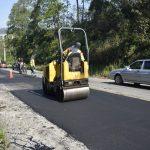 Prefeitura continua trabalhos de tapa-buraco em Cajamar