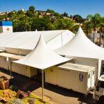 Hospital de campanha em Cajamar deve ser entregue neste domingo (29)
