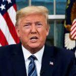 Trump anuncia saída oficial dos Estados Unidos da OMS