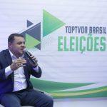 Alexandre Lima Participou No  Sábado (9) da Sabatina Realizada Pela TopTVOn