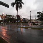 Frente fria antecipa 'noite' em Cajamar nesta segunda (19)