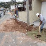Polvilho: São Luiz recebe serviços de manutenção e recapeamento