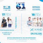 Cajamar comemora 61 anos com shows e entrega de serviços